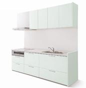 お風呂 浴室 Panasonic リビングステーション V-style 標準プラン スライドタイプ 扉カラー VM10[MA]:グリーン