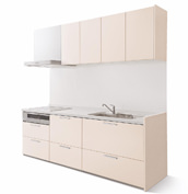 お風呂 浴室 Panasonic リビングステーション V-style 標準プラン スライドタイプ 扉カラー VM10[MV]:ベージュ